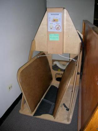 "The ""squeeze Machine"" of Temple Grandin"