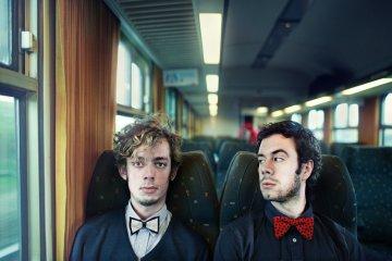 A_stranger__train_amsterdam_by_BenoitPaille